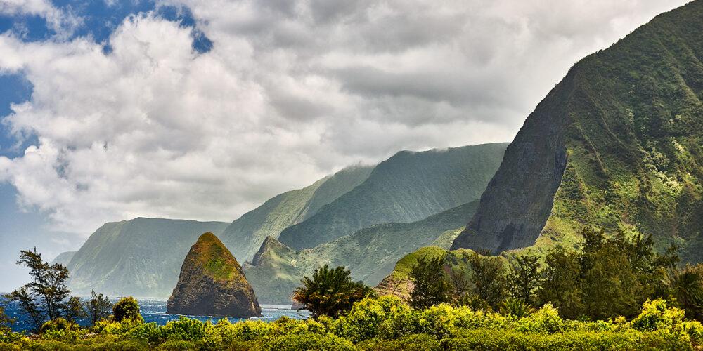 Mountains of Molokai